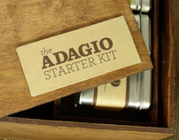 Adagio Rebranding and Remarketing