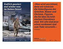 Marketing für »Rebuild Palmyra?«
