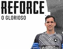 Campanha: Reforce o Glorioso BFR 2019