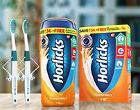 Horlicks Pack Shot