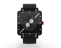 Squared Watch