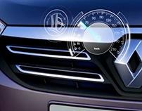 Renault Lodgy CGI