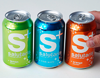 Salutaris Plus | Sparkling Water
