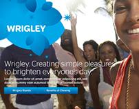 Wrigley Redesign