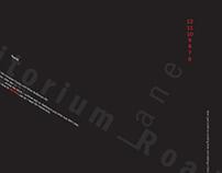 Typographic Triptych