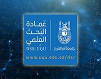 Creating Logo for Makkah Science Department