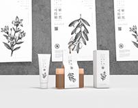 《植》植然国际 · 草本植物精华(包装设计Ⅱ) / Zhi