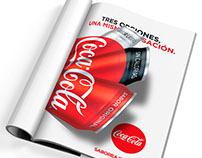 Coca-Cola Una misma sensación