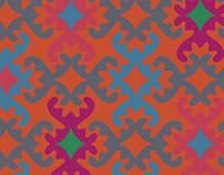 pattern: satori
