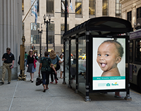 Pampers Campaign \ Happy Faces Project