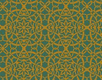 pattern: mandekla