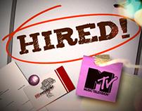 MTV - HIRED