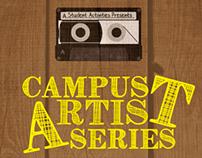 Campus Artist Series: March
