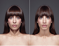 Symmetrical Portraits