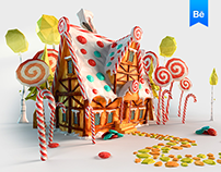LowPoly fairytales
