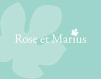 Rose et Marius