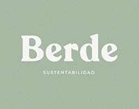 Berde - Branding