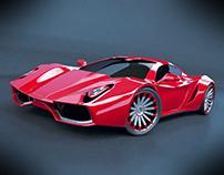 Hyperion supercar concept