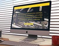 Site - ETA Produção Gráfica