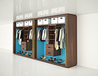 'Fit For Purpose' with Non Modular Wardrobes