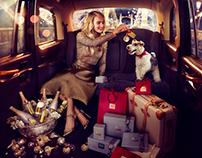 Molton Brown Christmas Campaign