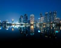 Bangkok Panorama I