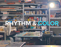 Rhythm & Color - Ted Rose Short Film
