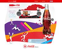 Web - Coca Cola FM