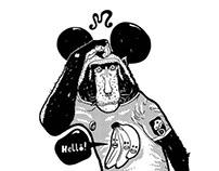 Monkey Mouse
