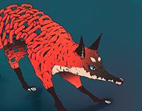 SUKANE - character design