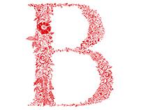 """Логотип для компании """"ВЦветах"""""""