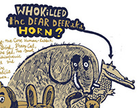 Who Killed the Dear Deer aka Horn?