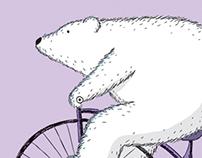 Bears Love Bikes!
