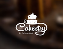 Cakestry Home Made / Logo