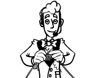 Cartoon FO by StudioTricot.com