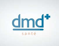 DMD Sante Projection Animation
