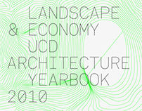UCD Architecture Yearbook 2010
