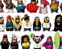 Money Penguin by StudioTricot.com
