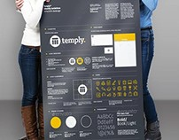 Poster Mock-Up Templates Photorealis