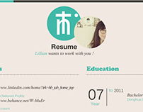 My Resume---I'm MuEr