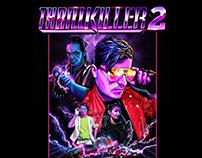 Thrillkiller - San Francisco Moto Promo Art