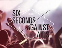 Six Seconds Against AIDS