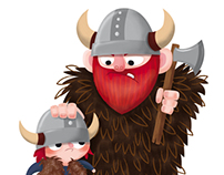 Dad & Son Viking