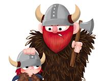 Dad & Son Viking