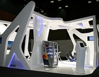 Red Bull Custom Activation Stand 2013