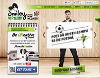 Cosmote Romania | VIP Message Delivery