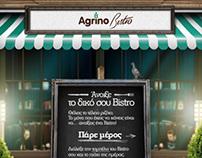 Agrino Bistro concept.