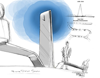 Public Clocks - Concept Designs