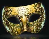Maska Faraonów