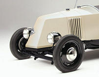 Renault torpédo NN 1925 Hot Rod